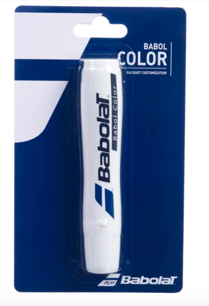 Tinta / Pincel Babolat Babol Color Branco