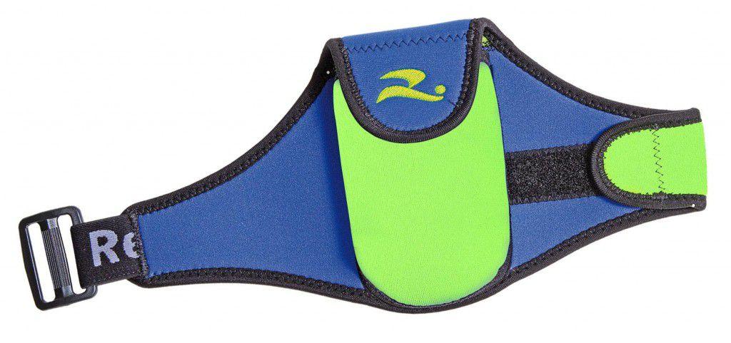 Porta Acessórios Para Braços Realtex - Verde e Azul