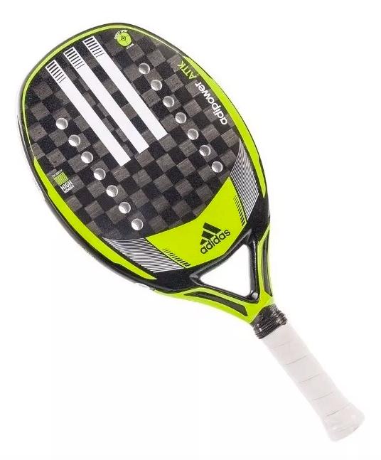Raquete de Beach Tennis Adidas AdiPower - Lime