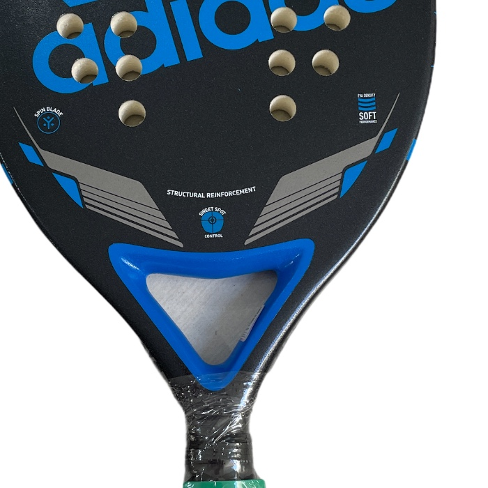 Raquete de Beach Tennis Adidas Match 2.0 Azul