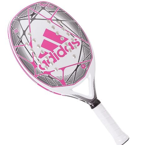 Raquete de Beach Tennis Adidas Match – Rosa