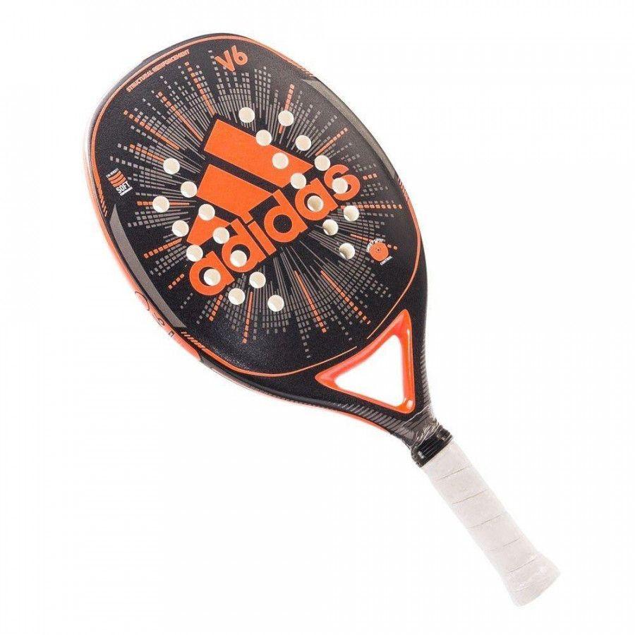 Raquete de Beach Tennis Adidas V6 – Orange