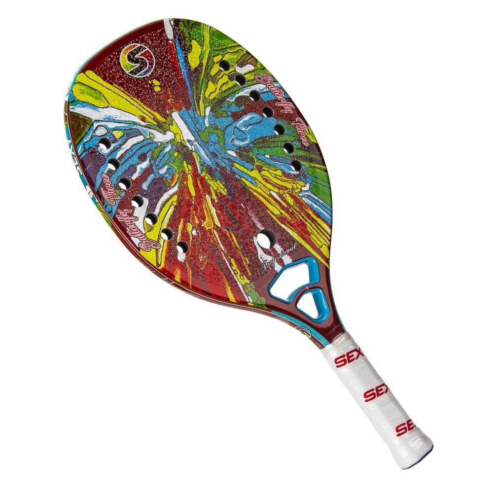 Raquete de Beach Tennis Sexy Butterfly Three
