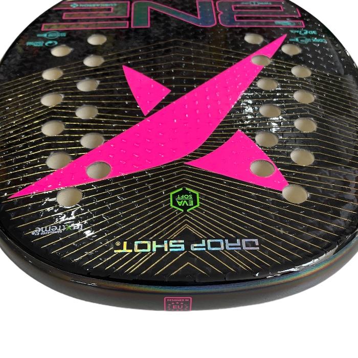 Raquete de Beach Tennis Drop Shot Conqueror 9.0 Soft  BT