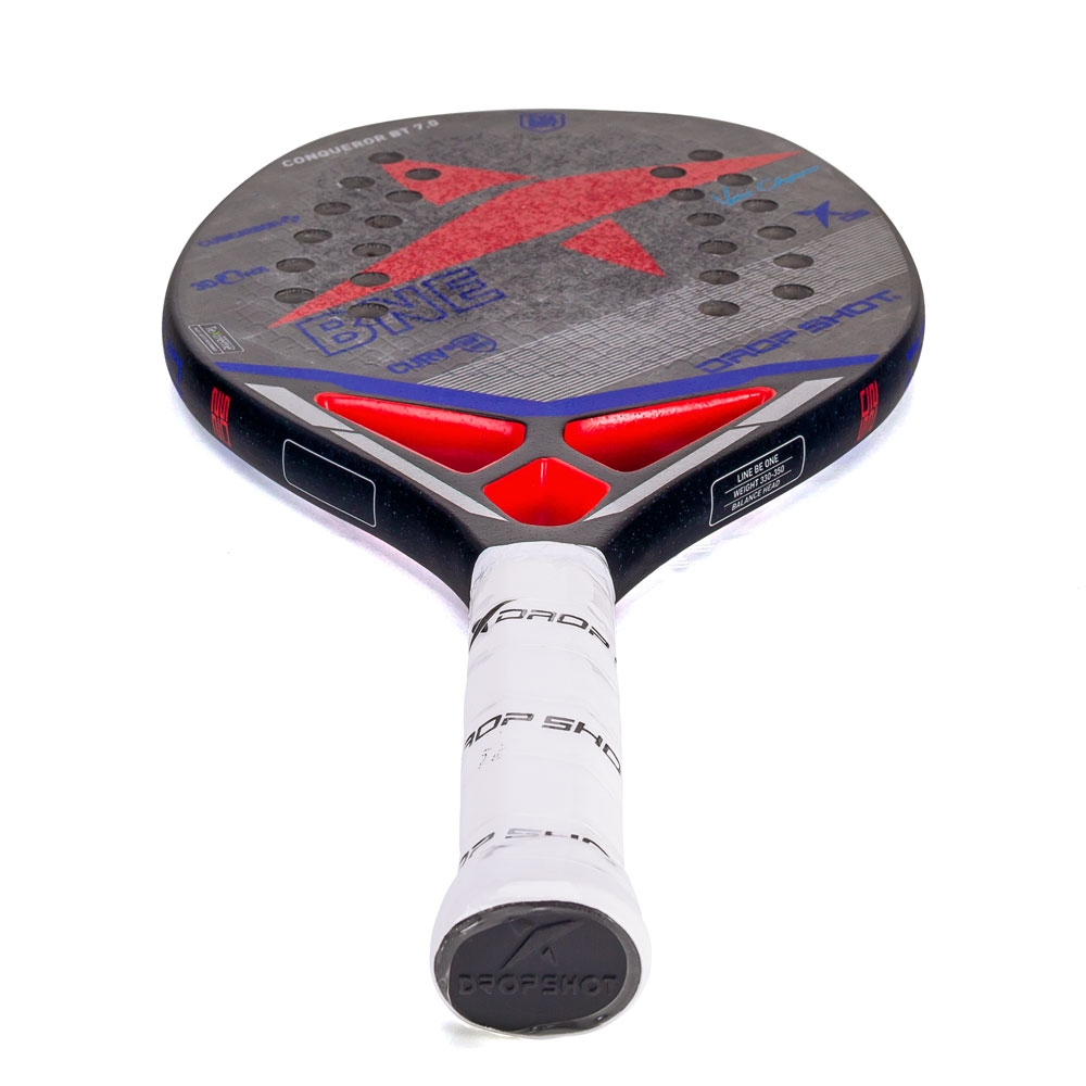 Raquete de Beach Tennis Drop Shot Conqueror BT 7.0