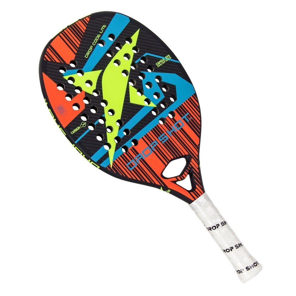 Raquete de Beach Tennis Drop Shot Drop Code Lite