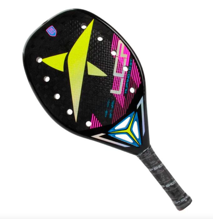 Raquete de Beach Tennis Drop Shot Murano 1.0 BT