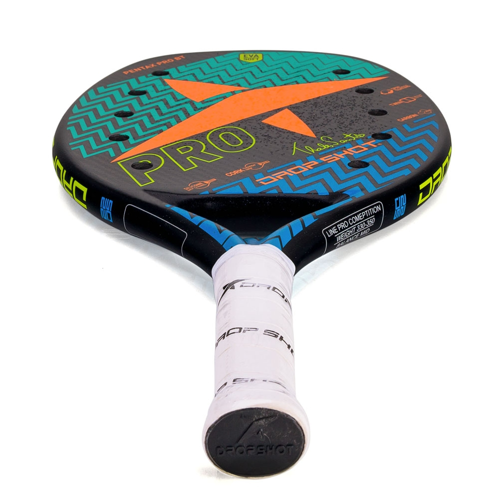 Raquete de Beach Tennis Drop Shot Pentax Pro BT