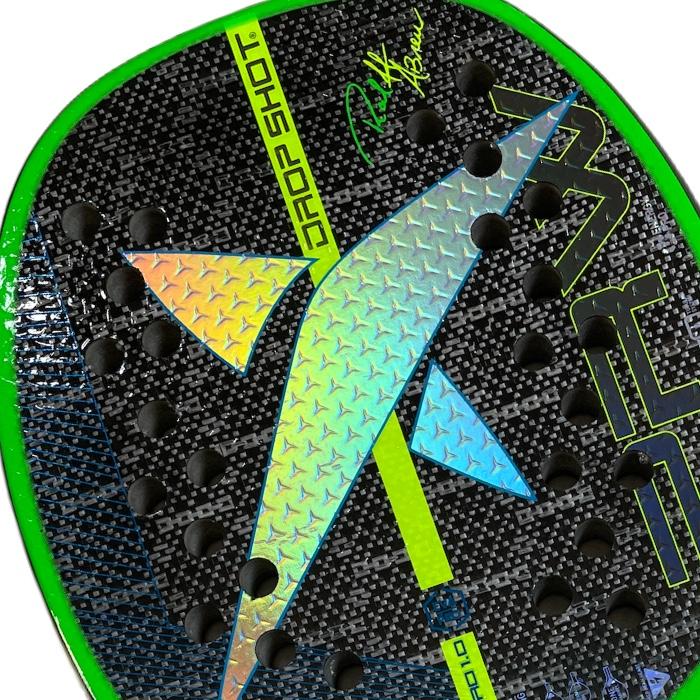 Raquete de Beach Tennis Drop Shot Power Pro 1.0