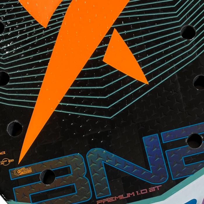 Raquete de Beach Tennis Drop Shot Premium 1.0 BT