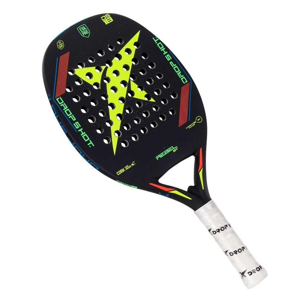 Raquete de Beach Tennis Drop Shot Rebel BT