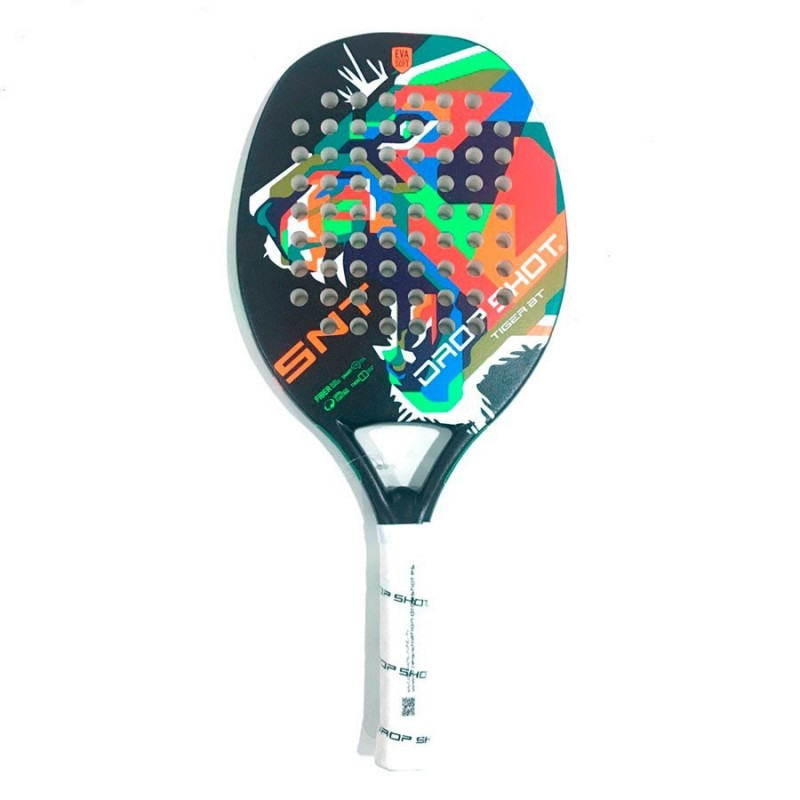 Raquete de Beach Tennis Drop Shot Tiger BT