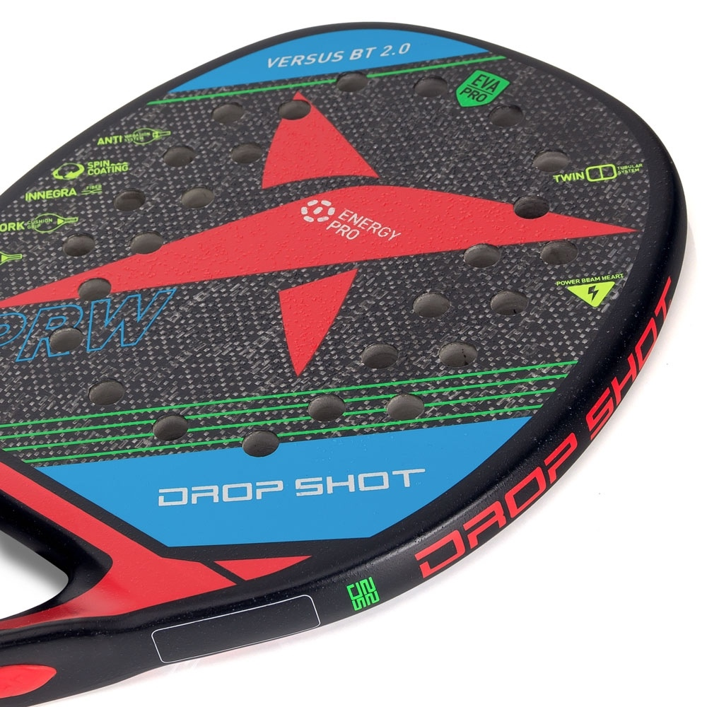 Raquete de Beach Tennis Drop Shot Versus BT 2.0