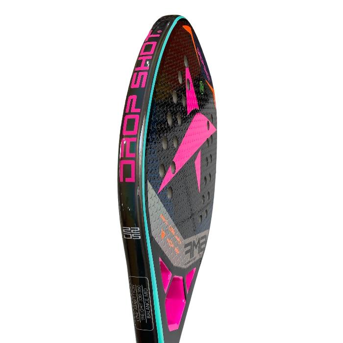 Raquete de Beach Tennis Drop Shot Yukon 1.0 BT