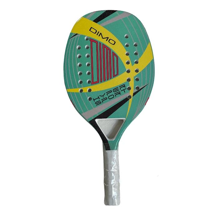 Raquete de Beach Tennis Hyper Sports Dimo Fiberglass