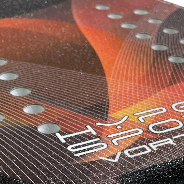 Raquete de Beach Tennis Hyper Sports Vortex Carbon 3K