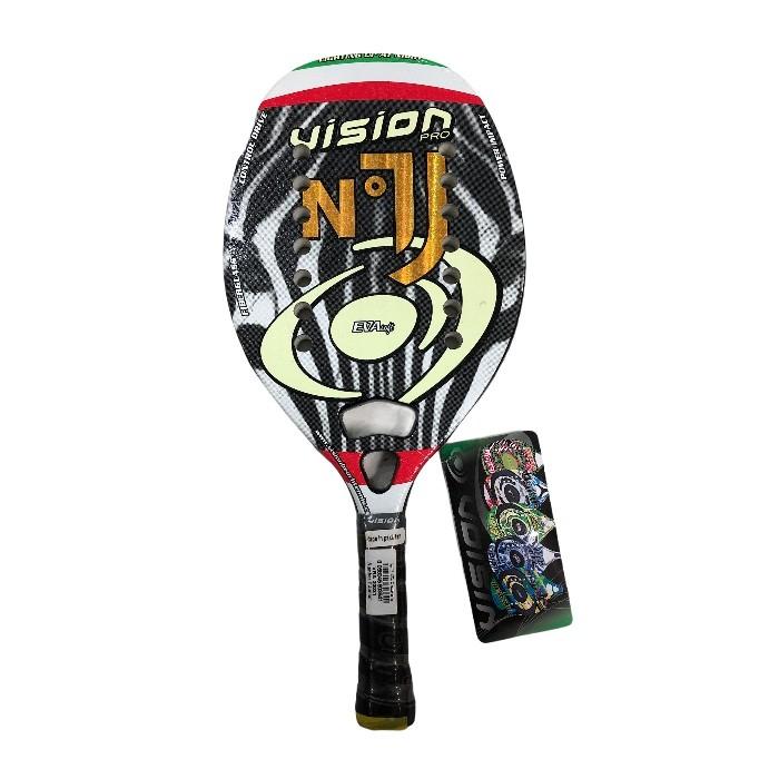 Raquete de Beach Tennis Infantil Vision Number 7 Junior