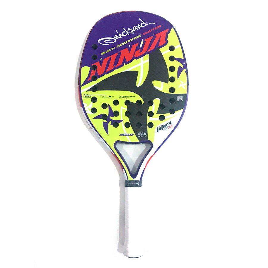Raquete de Beach Tennis Quicksand Ninja – 2020