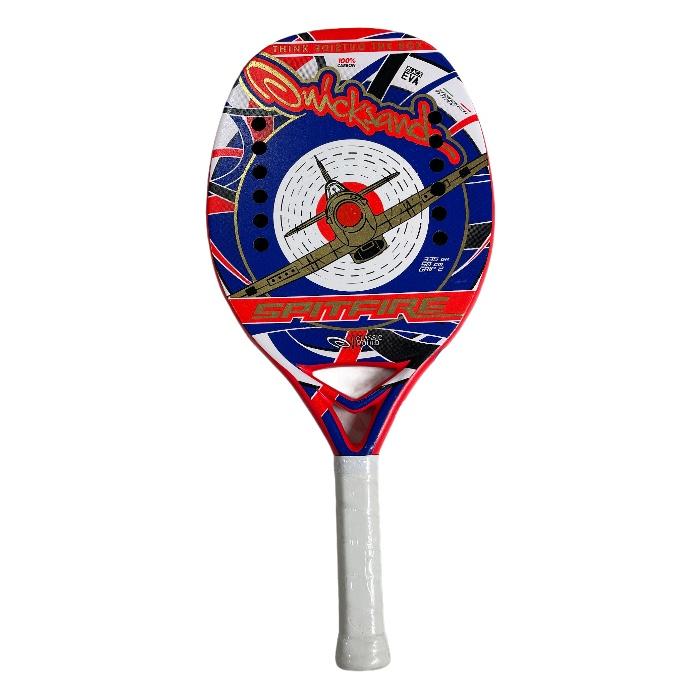 Raquete de Beach Tennis Quicksand Spitfire 2021