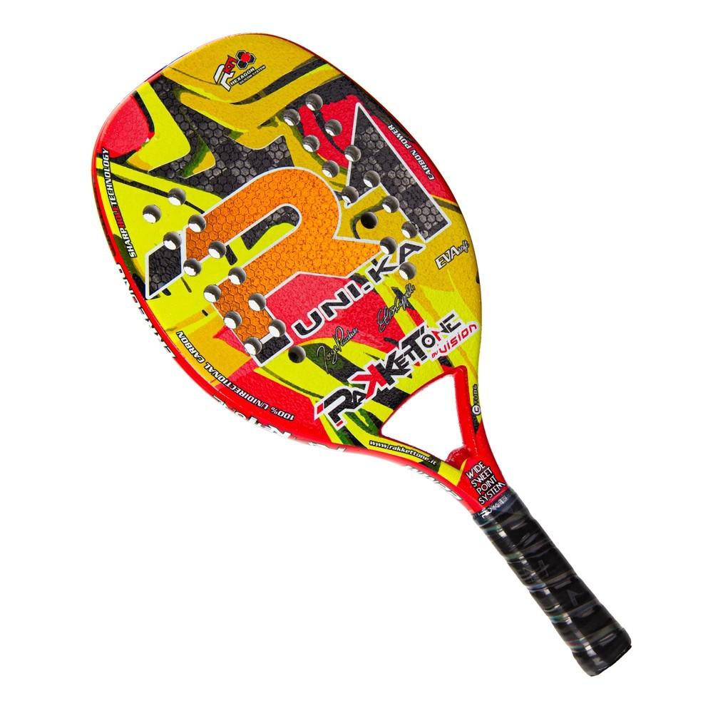 Raquete de Beach Tennis Rakkettone R1 Uni.Ka 2020