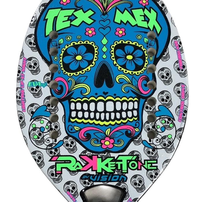 Raquete de Beach Tennis Rakkettone Tex Mex