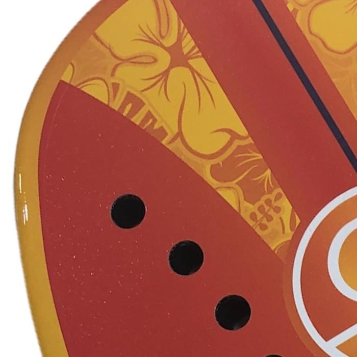 Raquete de Beach Tennis Sexy Surf Orange