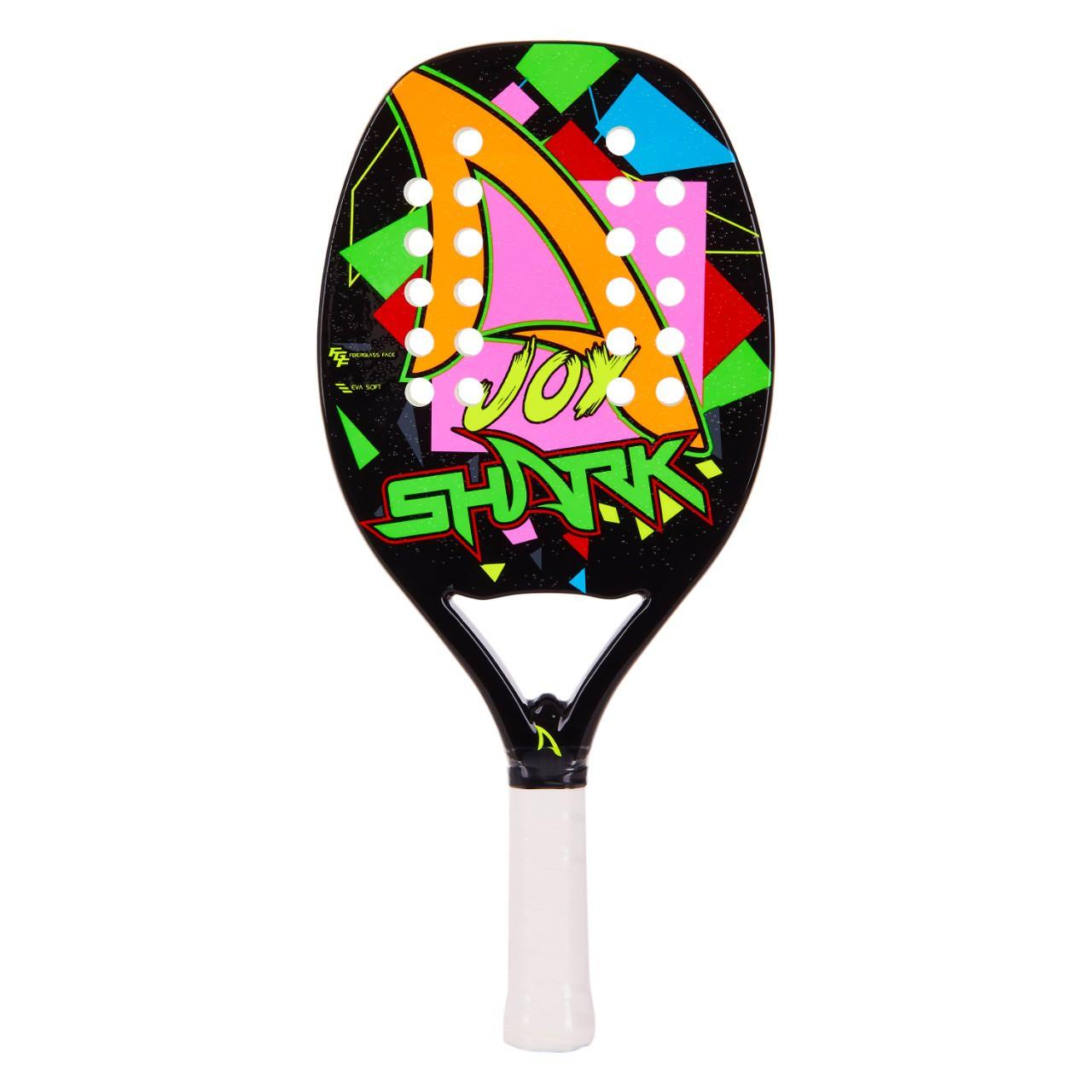 Raquete de Beach Tennis Shark Infantil Joy 2021 (3-5 anos)