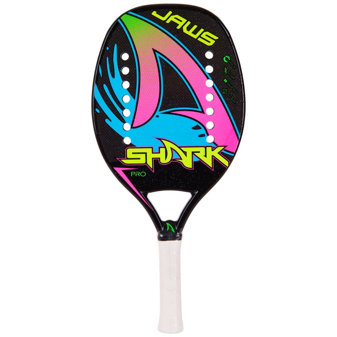 Raquete de Beach Tennis Shark Jaws 2021
