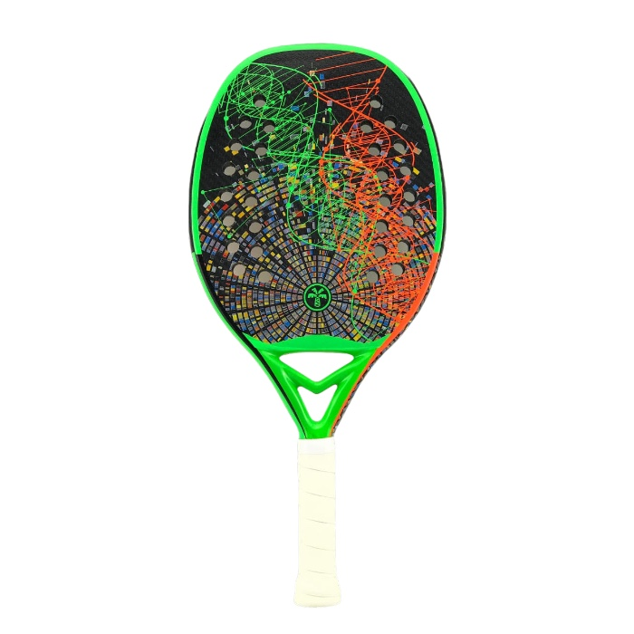 Raquete de Beach Tennis Turquoise DNA 1.1 Verde