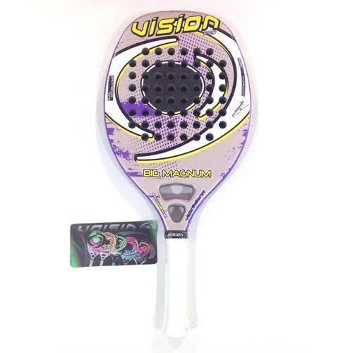 Raquete de Beach Tennis Vision Big Magnum