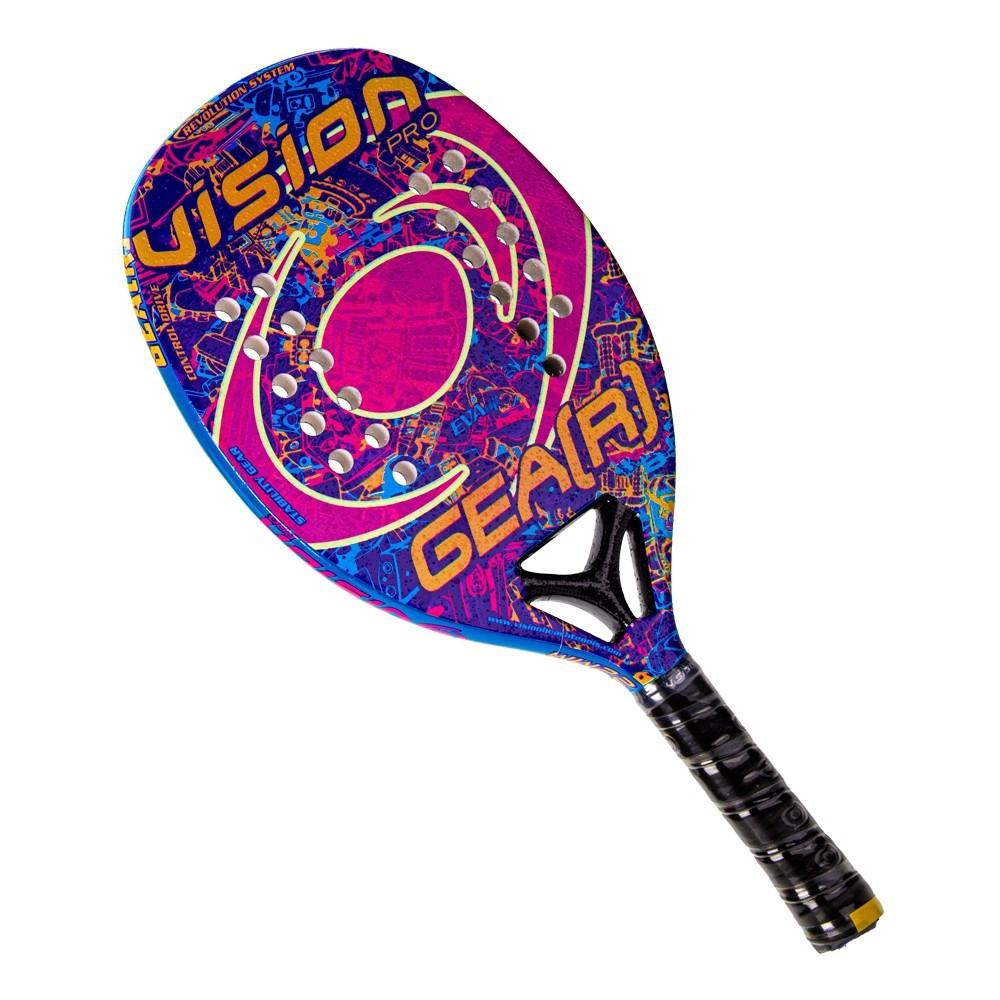 Raquete de Beach Tennis Vision Gear