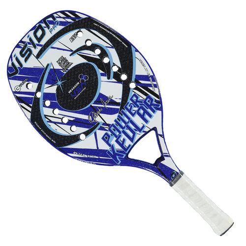 Raquete de Beach Tennis Vision Power Kevlar