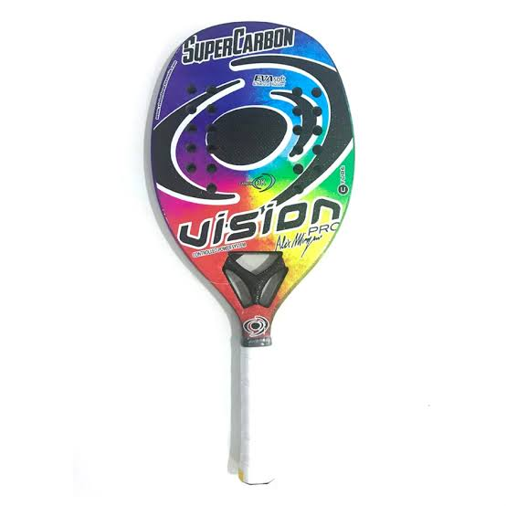 Raquete de Beach Tennis Vision Pro Super Carbon