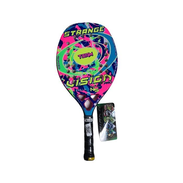 Raquete de Beach Tennis Vision Strange Team 2020