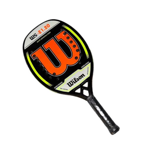 Raquete de Beach Tennis Wilson WS - 21.20