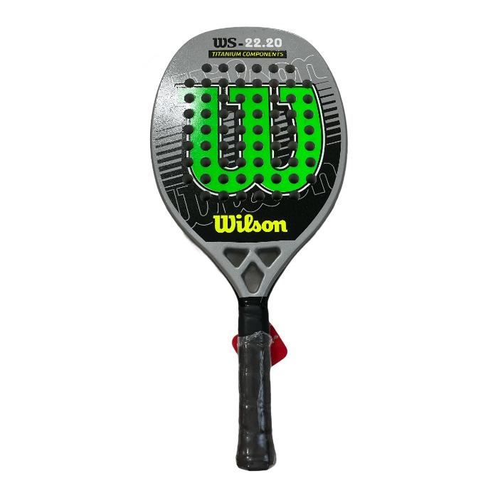Raquete de Beach Tennis Wilson WS - 22.20