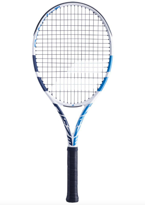 Raquete de Tênis Babolat Drive Evo Branco/Azul