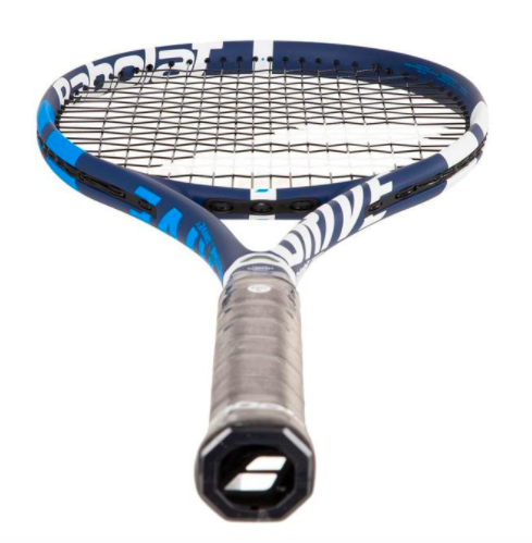 Raquete de Tênis Babolat Drive G Lite Azul Encordoada