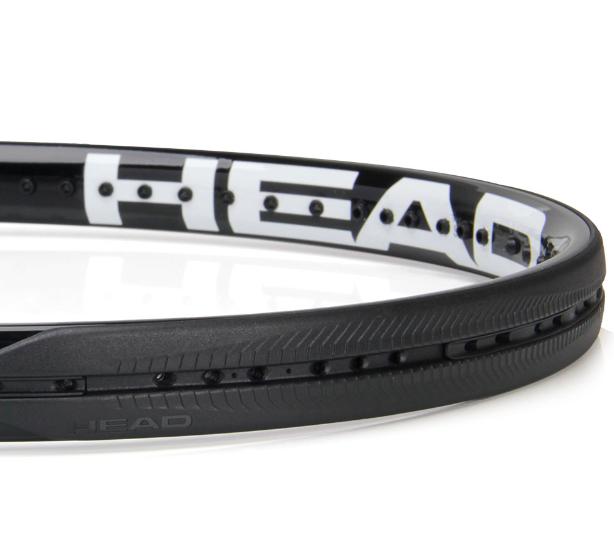Raquete de Tênis Head Graphene 360+ Speed MP Black