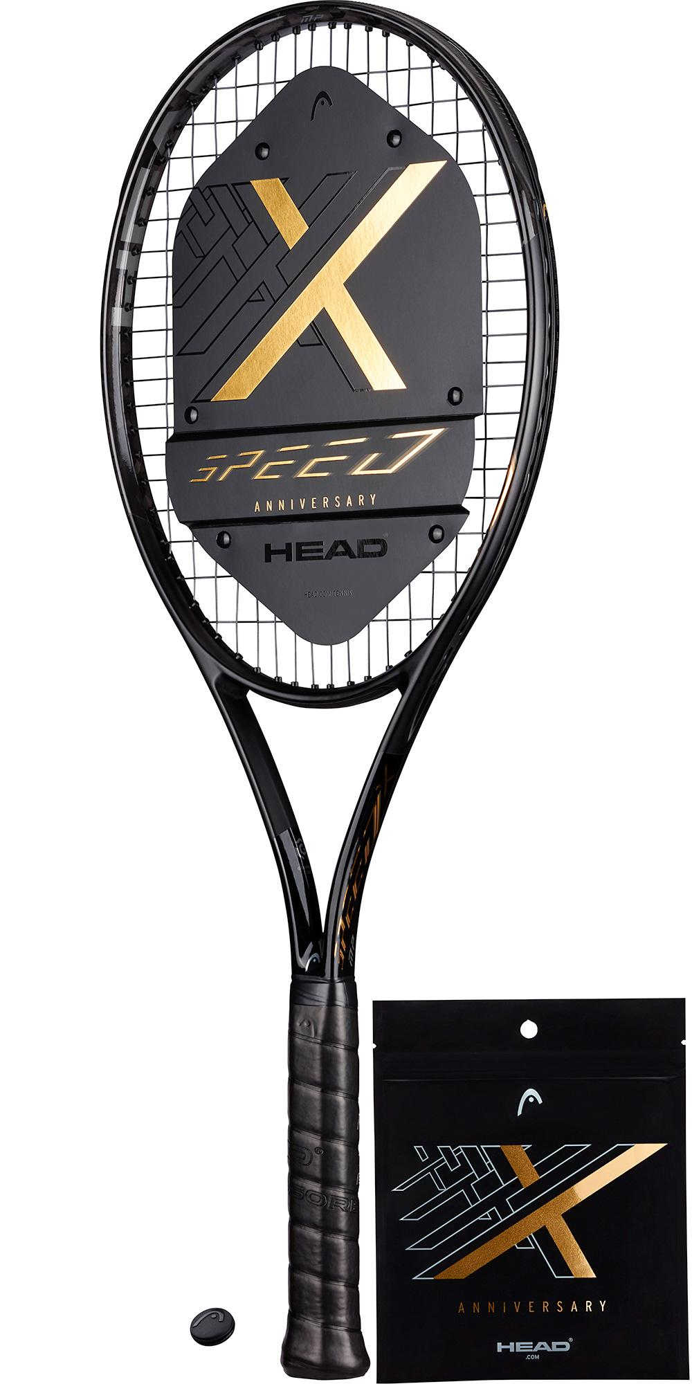 Raquete de Tênis Head Graphene 360 Speed MP X (Comemorativa 10 anos)