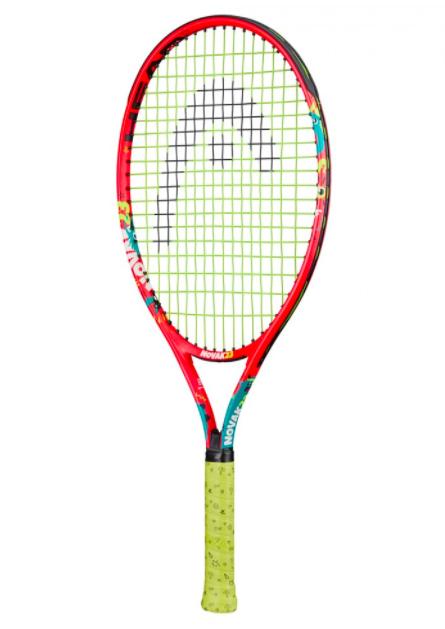 Raquete de Tênis Head Júnior Novak 23 New