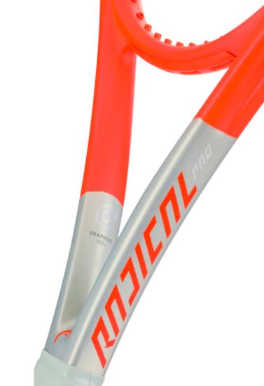 Raquete de Tênis Head Radical Pro 2021