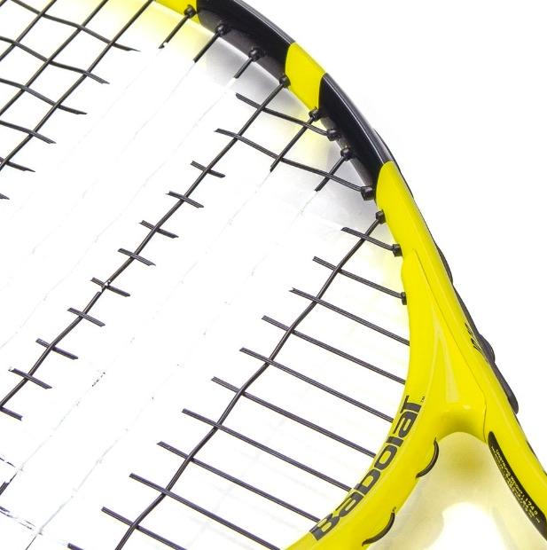 Raquete de Tênis Infantil Babolat Nadal 19