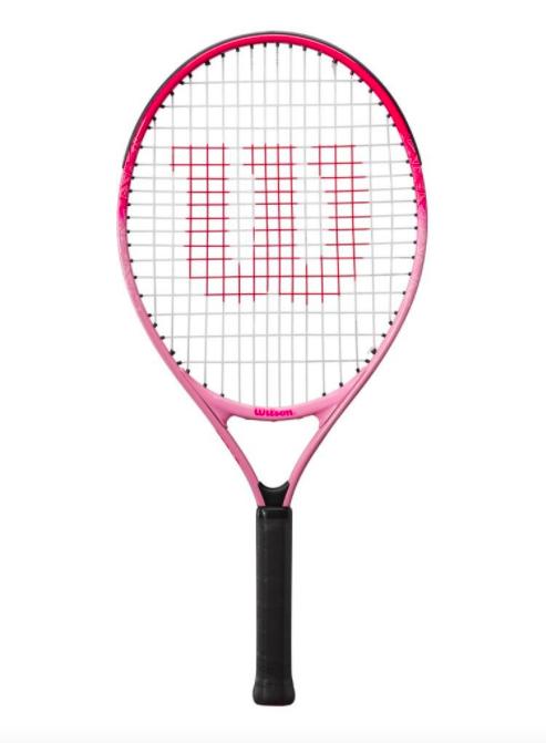 Raquete de Tênis Infantil Wilson Burn Pink 23