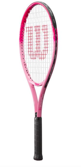 Raquete de Tênis Infantil Wilson Burn Pink 25