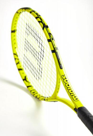 Raquete de Tênis Infantil Wilson Minions 23