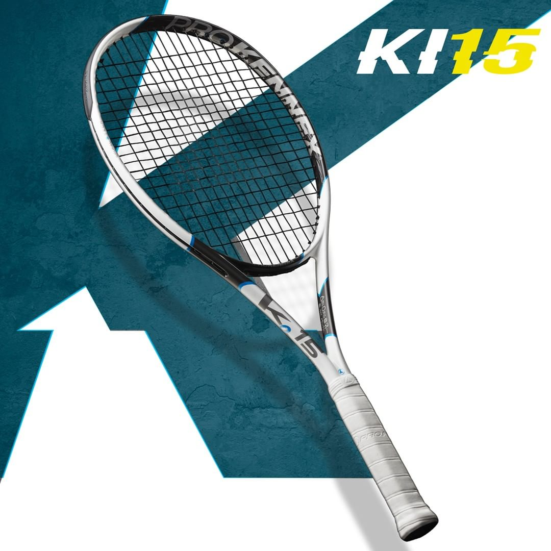 Raquete de Tênis Pro Kennex Ki15 260 gramas - 2020