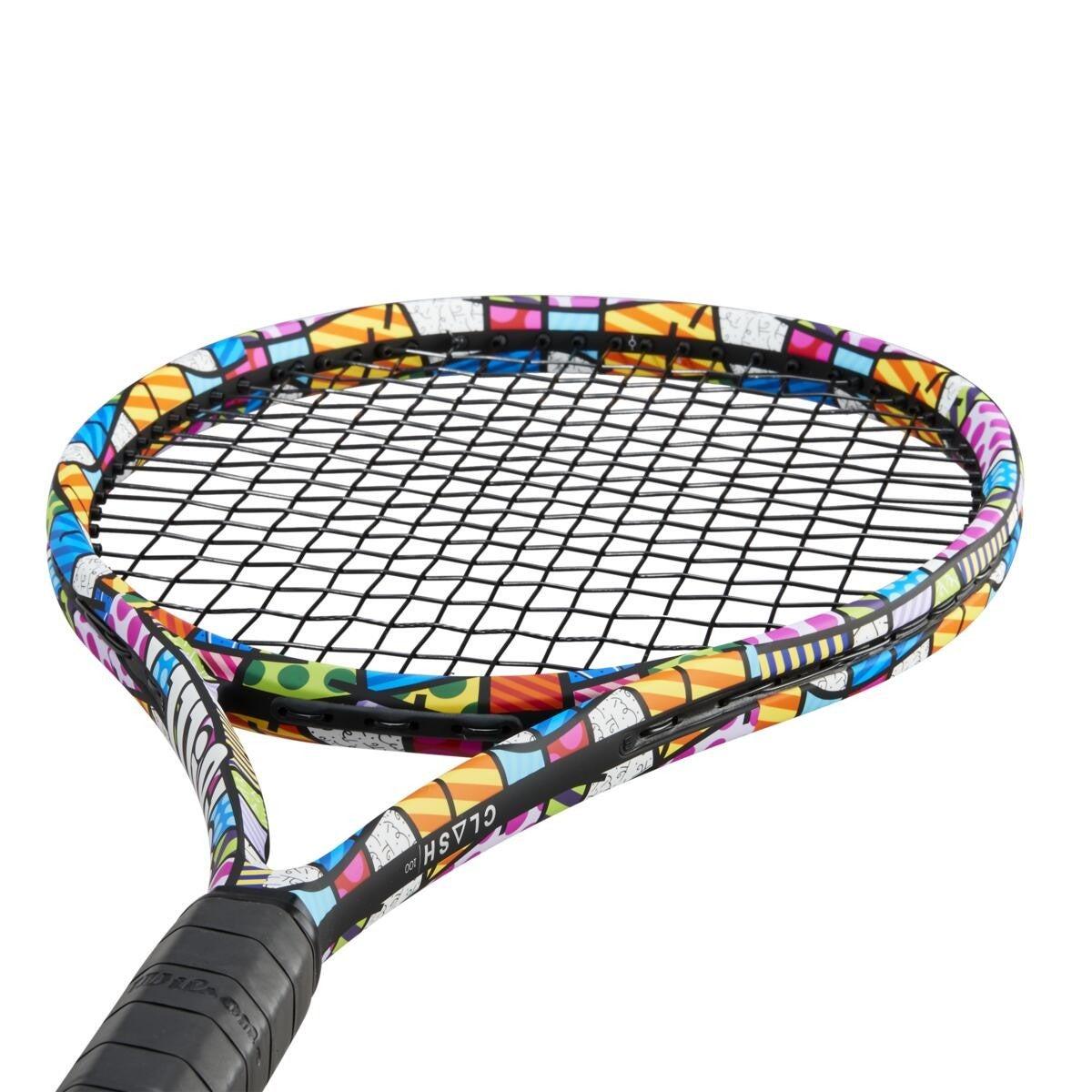 Raquete de Tênis Wilson Romero Britto Clash 100