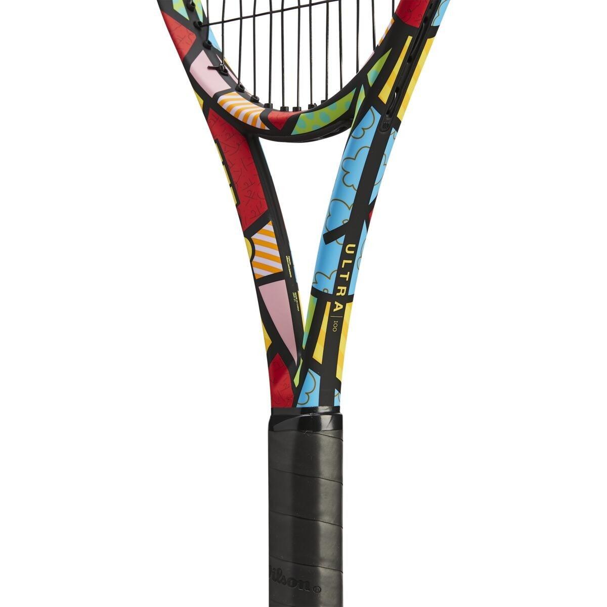 Raquete de Tênis Wilson Romero Britto Ultra 100