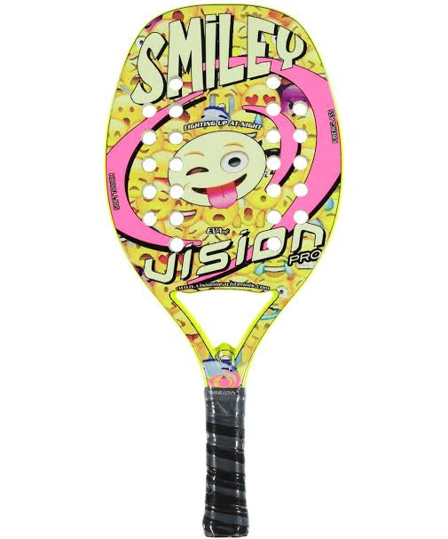 Raquete Infantil de Beach Tennis Vision Smiley